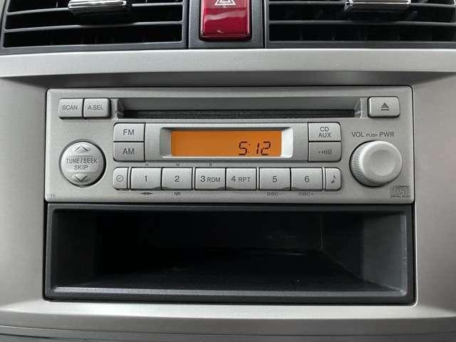 音楽やラジオを楽しむ事ができます。