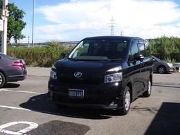 トヨタ ヴォクシー 2.0 X Lエディション 4WD 純正HDDナビ フルセグ 両側パワスラ