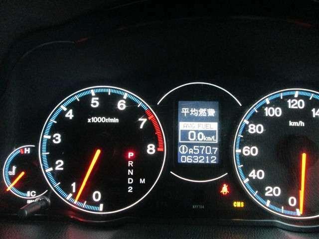 走行距離は63,212kmですよ。