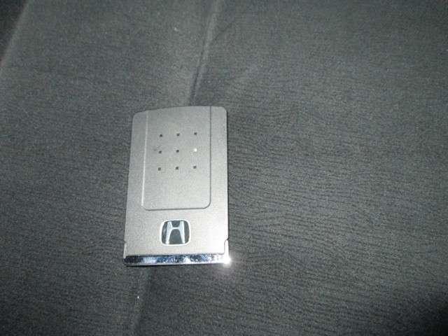 カードキーも付いていますよ。