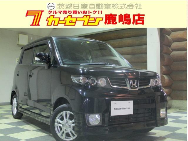 ホンダ人気の軽自動車 ゼストスパークG 平成24年式入荷しました!