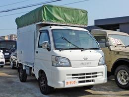 ダイハツ ハイゼットトラック 660エアコンパワステSP 幌車