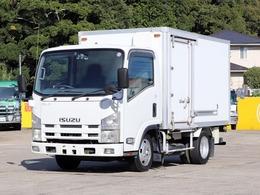 いすゞ エルフ 2t 冷蔵冷凍車 全低床 スタンバイ付 BKG-NMR85AN