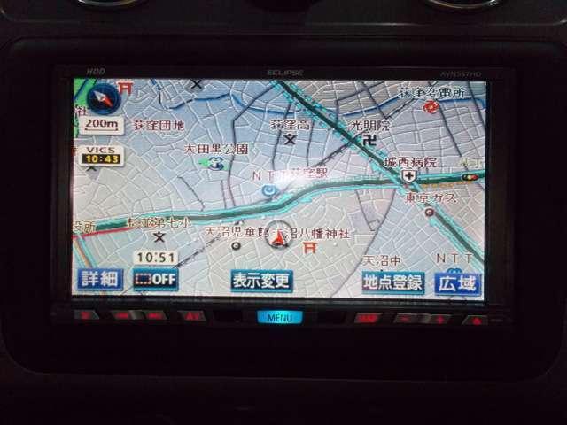 3列シート7人乗り YOKOHAMA8分山以上 HDDナビ CD録音 DVD再生 クルーズコントロール スペアキー ETC ドアミラーウインカー ESP ディーラー整備記録簿
