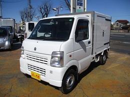 スズキ キャリイ 660 冷蔵冷凍車-5℃表示