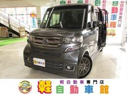 ホンダ N-BOX+ 660 カスタムG ターボLパッケージ 4WD ABS パワスラドア アイドルSTOP