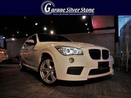 BMW X1 xドライブ 20i Mスポーツ 4WD コンフォートアクセスPKG