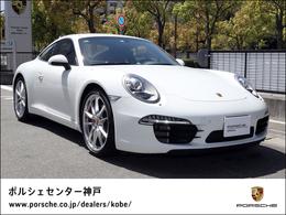 ポルシェ 911 カレラS PDK 認定中古車保証 スポーツエグゾースト
