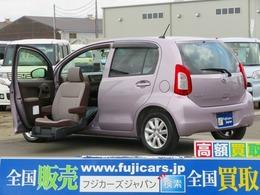 トヨタ パッソ 1.0 X Lパッケージ ウェルキャブ 助手席リフトアップシート車 Bタイプ リフトアップシ-ト 車椅子収納ウインチ