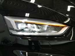 マトリクスLEDヘッドライト☆関東最大級のAudi・VW専門店!豊富な専門知識・経験で納車後もサポートさせていただきます☆