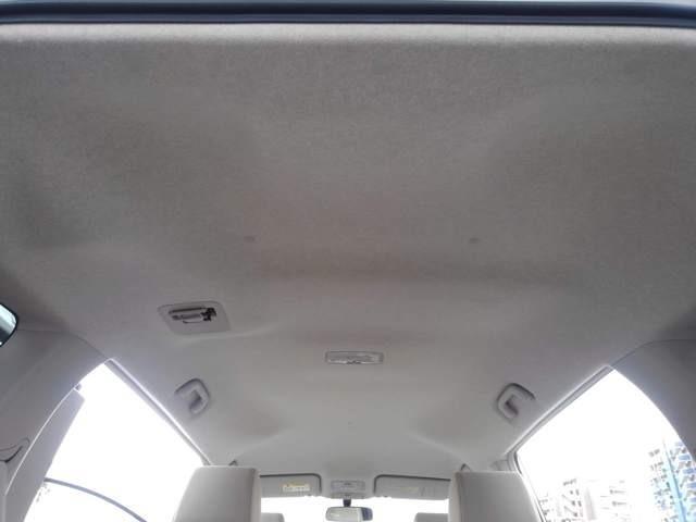 Bプラン画像:天井、内張りも傷、汚れなどなく、大変綺麗な状態です。