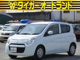 スズキ アルト 660 エコ S アイドリングストップ メモリーナビ