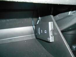 ETC車載器搭載車。購入時に取り付ける必要ありません。