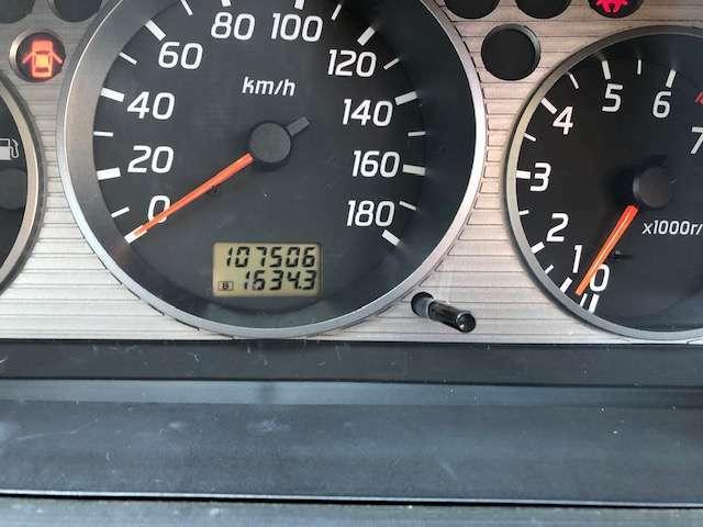 走行距離10.8万キロ!まだまだ走りますよ♪