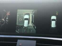 フロント・サイド・バックカメラ!駐車も安心!安全確認も楽々!