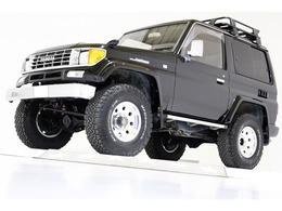 トヨタ ランドクルーザープラド 3.0 SXワイド ディーゼルターボ 4WD リフトUP リアデフロック タイベル交換済