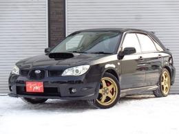 スバル インプレッサスポーツワゴン 2.0 WRX 4WD 柿本改マフラー STIアルミホイール ナビ
