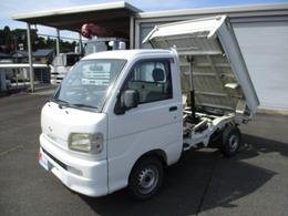 ダイハツ ハイゼットトラック ローダンプ 4WD AC PS