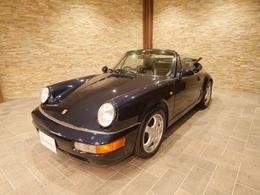 ポルシェ 911 964カブリオレ