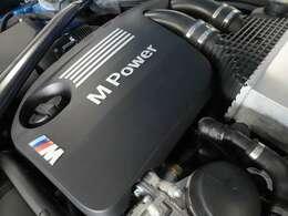 最も高い出力で410PS、トルク56.1kgm/6250rpmの、ダイナミックなエンジンをぜひお楽しみください!