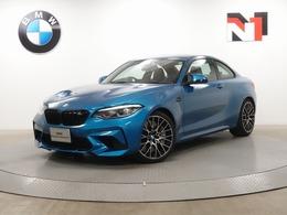 BMW M2コンペティション M DCTドライブロジック 19AW Rカメラ LED 車線逸脱 Harman/Kardon