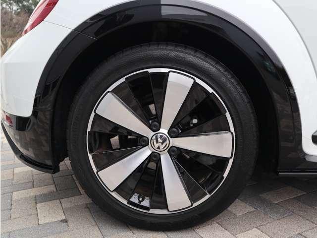 このタイヤ・ホイールもカーライフを満足出来る作りです。
