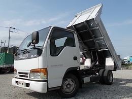 いすゞ エルフ ・2t積・ダンプ・車両総重量4895kg
