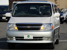 トヨタ グランビア 3.4 Gクルージングセレクション Wサンルーフ/回転シート/オートエアコン/