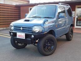 スズキ ジムニー 660 ワイルドウインド 4WD アルルブルー!新品リフトアップ!