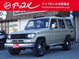 トヨタ ランドクルーザープラド 3.0 EXワイド ディーゼルターボ 4WD 4ナンバー登録.ナビ&バックカメラ