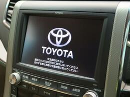 メーカーナビ付き!地デジTV、DVD再生、Bluetooth機能も有り。ドライブには欠かせませんね☆