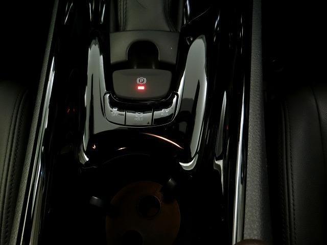 ブレーキホールド機能搭載!サイドブレーキもシフトと連動して自動で切り替わります。