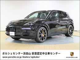 ポルシェ カイエン ターボ S E ハイブリッド ティプトロニックS 4WD エクステリアパッケージ/ブラック