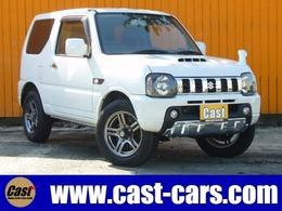 スズキ ジムニー 660 ランドベンチャー 4WD /黒半革/禁煙車/ナビTV/シートヒーター