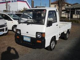 スバル サンバートラック 660 三方開 SDX 4WD