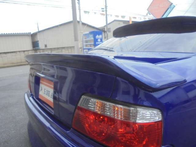 新品D-MAXトランクスポイラー★