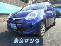 トヨタ パッソ 1.0X LーPKGキリリ
