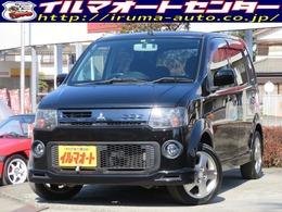 三菱 eKスポーツ 660 R ターボ 社外フルセグTV付ナビ HIDライト