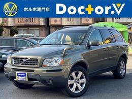 ボルボ XC90 3.2 SE AWD 4WD 7人乗 ベージュ革 7人乗 保証付