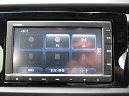 CD、ラジオの視聴、BluetoothAudioの接続が可能な純正メモリーナビです!