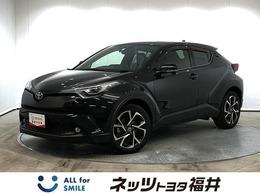 トヨタ C-HR 1.2 G-T 4WD ナビ TSS ICS ドラレコ ETC Bモニタ LED AW