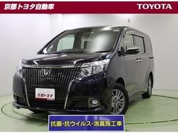 トヨタ エスクァイア 2.0 Gi ブラック テーラード SDナビ・ナノイー・シートヒーター・ETC