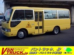 日野自動車 リエッセII 幼児バス 大人3人 幼児39人 手動ドア 乗降中表示 バックカメラ