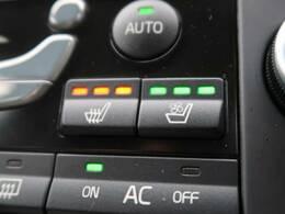 ◆シートヒーター&ベンチレーション『それぞれ3段階で強弱の調節が可能なシートヒーティング機能を装備しております。季節によっては欠かすことのできないポイントの高い装備ではないでしょうか。』