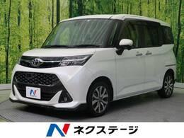 トヨタ タンク 1.0 カスタム G-T SDナビTV 禁煙車 両側パワスラ LEDヘッド