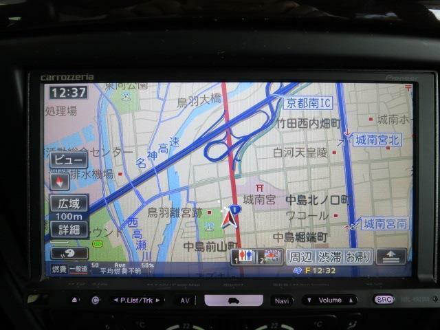 HDDナビ地デジTV付のお値打ち車!DVDビデオ再生&ミュージックサーバー機能付!