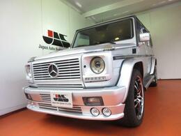 メルセデス・ベンツ Gクラス G500L 4WD HDDナビ・地デジ・サンルーフ・ETC・本革
