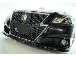 トヨタ クラウンアスリート 2.5 S 新品バカンスエアロ新品アルミ新品車高調