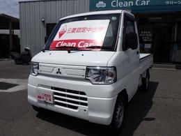 三菱 ミニキャブトラック 660 Vタイプ エアコン&パワステ 5速マニュアル