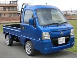 スバル サンバートラック 660 TB 三方開 4WD ハイルーフ 最終型フェイス AC PS PW